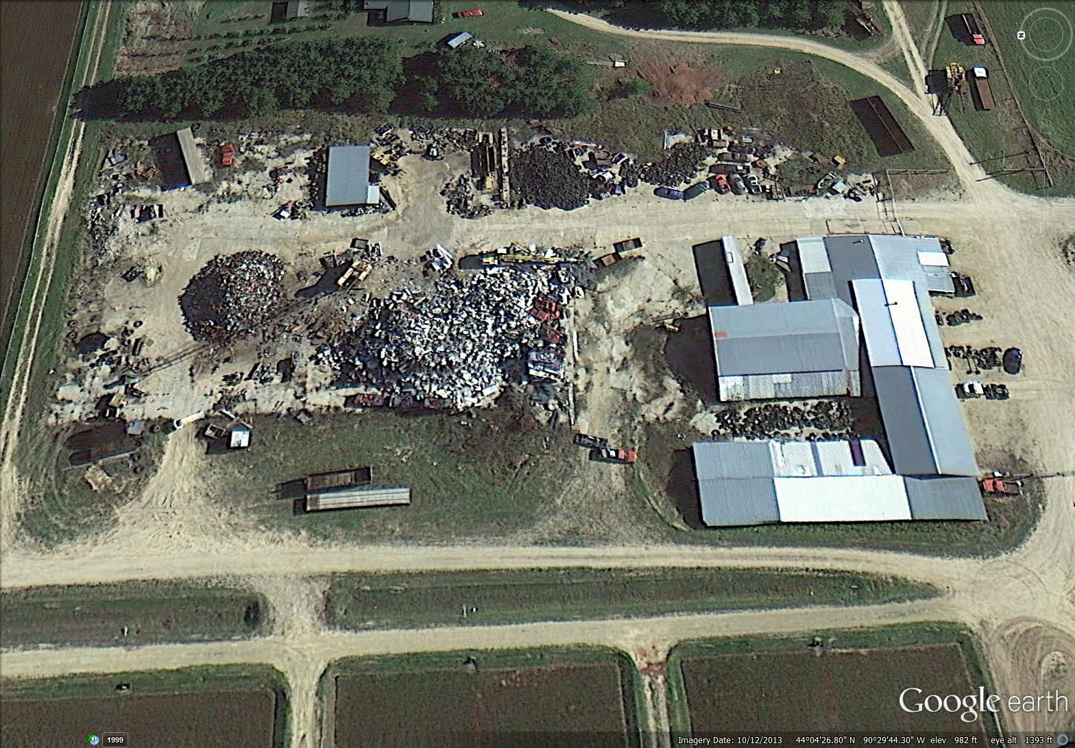 Locations | Runde Metal Recycling | WI and IA