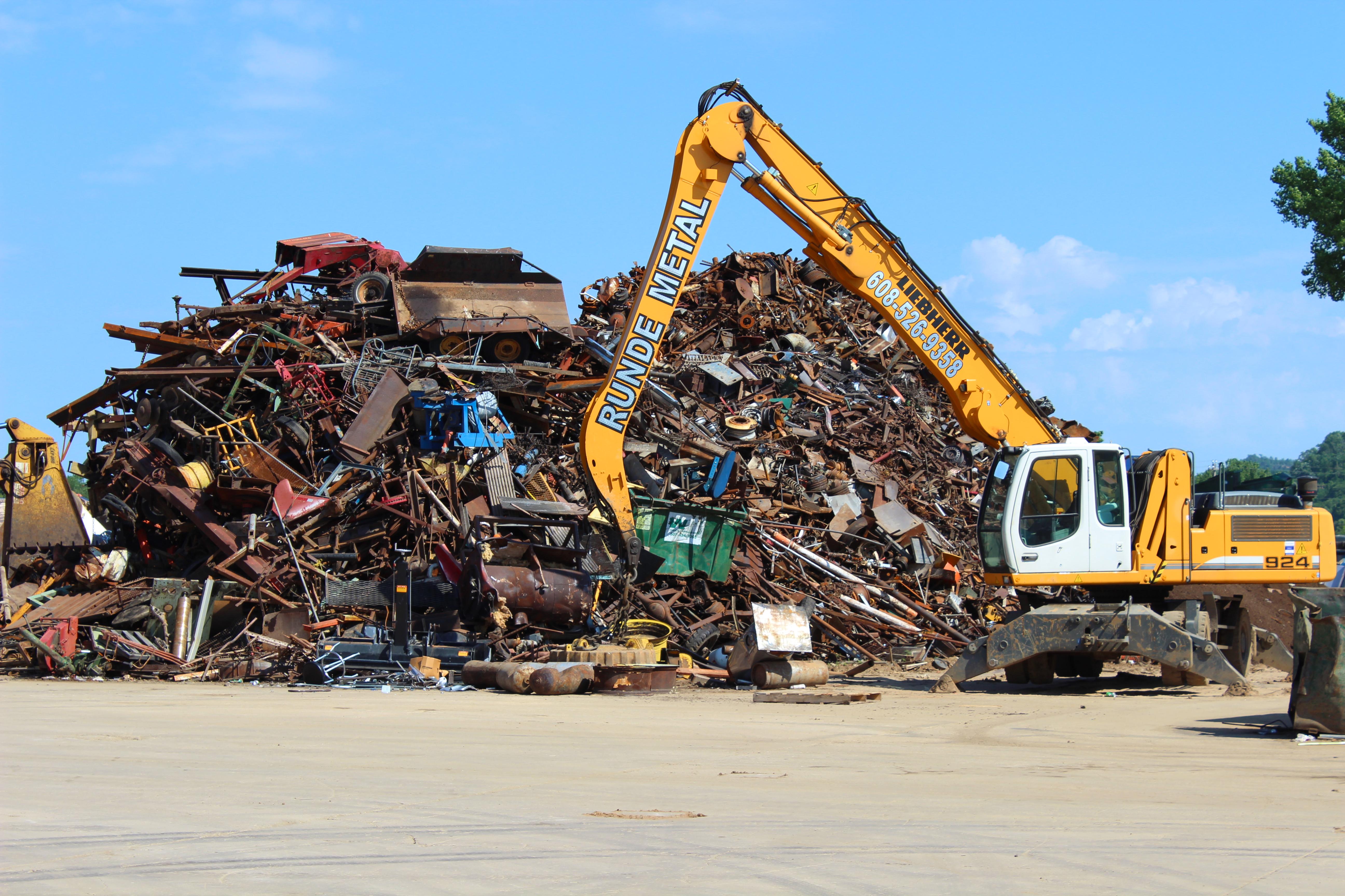 Runde Metal Recycling | Holmen/La Crosse | WI & IA